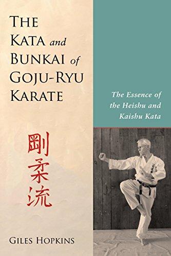 The Kata and Bunkai of Goju-Ryu Karate: The Essence of the Heishu and Kaishu Kata (English Edition)