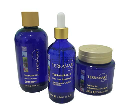 Shampoos Anti Caida marca Terramar