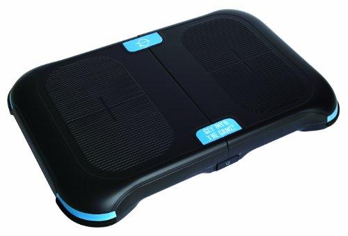 GameOn Compatible Balance Board - Black (Wii) [Edizione: Regno Unito]