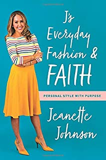 J's Everyday Fashion and Faith: Personal Style with Purpose