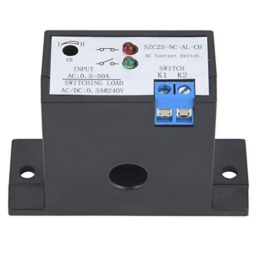 Interruptor de detección de corriente, Interruptor de detección de corriente de CA de alta precisión, para dispositivo inversor, Monitoreo de almacén de placas electrolíticas