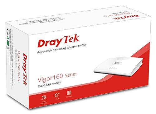 DrayTek Vigor 166 G.Fast/Supervectoring/VDSL Modem (Annex A)