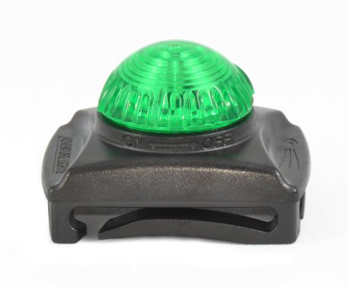Adventure Lights Guardian Hunting Series Collier Lumineux pour Chien