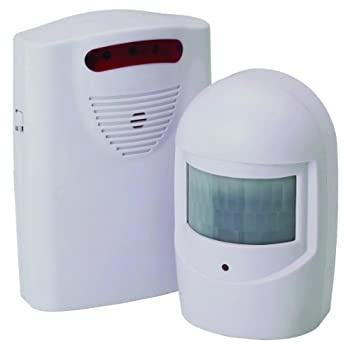 Bunker Hill Wireless Security Driveway Alert System