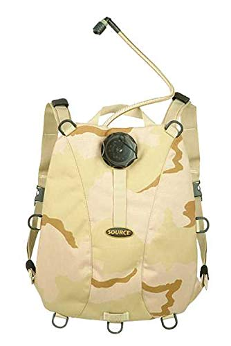 Source Hydration System Insotainer 10L Desert