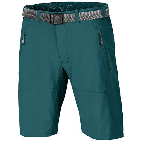 Ferrino Hervey Short Pantalone Corto, Smeraldo, 56 Uomo