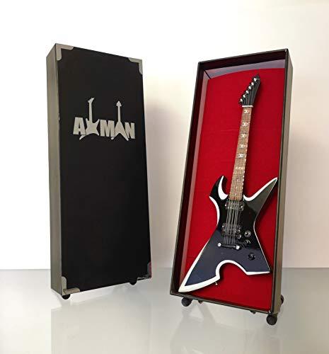 Axman Max Cavalera (Sepultura) - Réplica miniatura de guitarra
