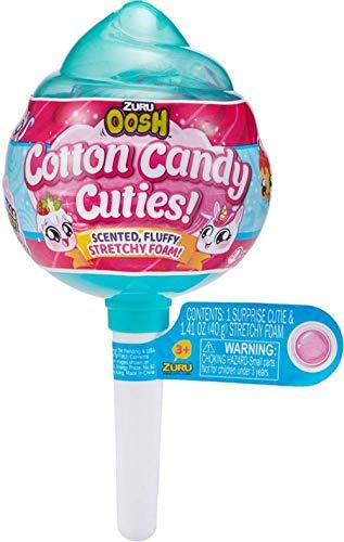 Tobar Oosh Slime Serie 1 Zuckerwatte Cuties Pop zufällige Farbe geliefert