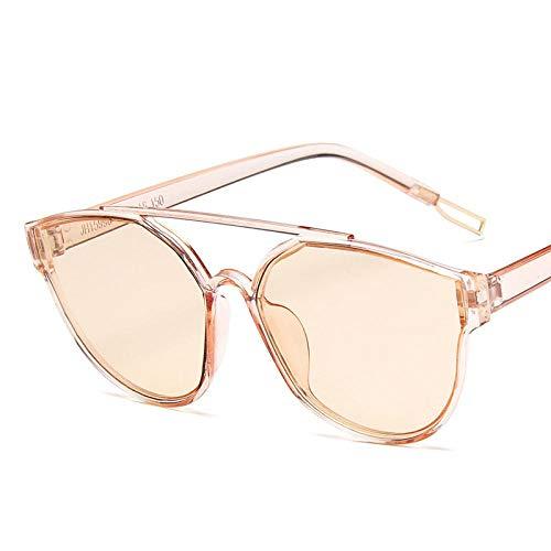 Sonnenbrille Sunglasses Vintage Street Beat Sonnenbrille Damen Designer Ocean Lens Spiegel Brille Einkaufen Uv400 Teatea