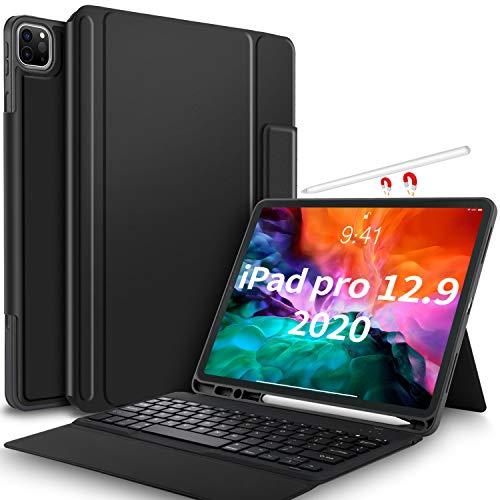 IVSO Tastatur Hülle für iPad Pro 12,9