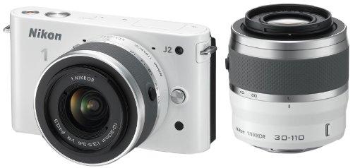 Nikon ミラーレス一眼 Nikon 1 J2 ダブルズームキット1