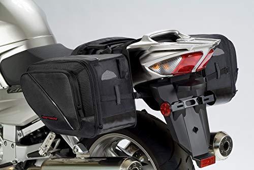 Tour Master Elite Motorcycle Saddlebag - Black / One Size