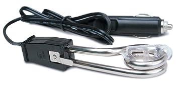 RoadPro RPBH-012 12-Volt Beverage Heater Black