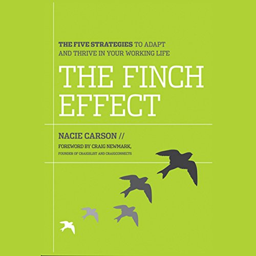The Finch Effect audiobook cover art