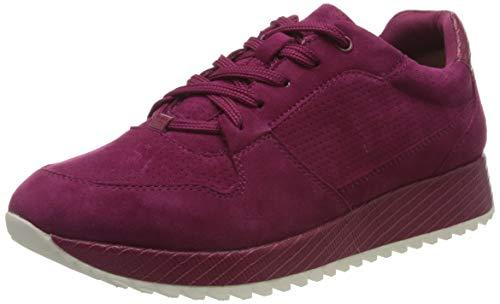 Tamaris 1-1-23731-24, Zapatillas Mujer, Rojo Cranberry 631, 38 EU
