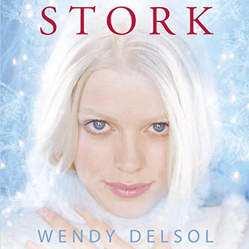 Stork audiobook cover art