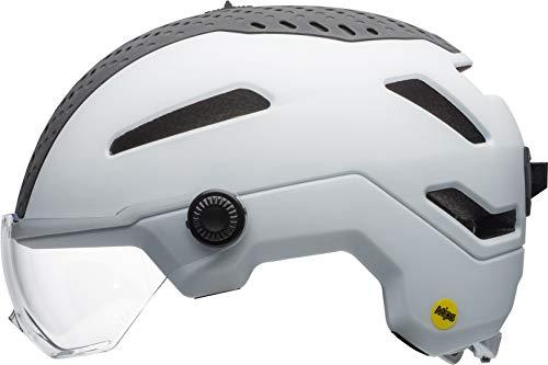 Bell Unisex– Erwachsene Annex Shield MIPS Fahrradhelm, mat White, S