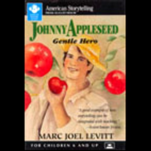 Johnny Appleseed audiobook cover art