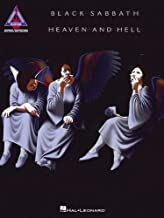 Black Sabbath Heaven And Hell Guitar Recorded Versions Gtr Tab Book by Various (7-May-2010) Paperback