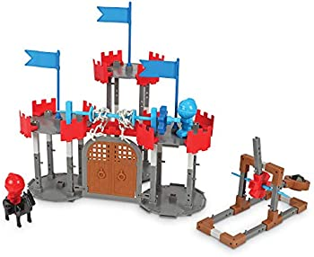 Learning Resources Engineering & Design Castle Set,123 Pieces, Ages 5+