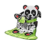Replacement Seat Pad/Cushion/Cover for Fisher-Price Sit-Me-up Floor Seat (Mode FJF61 - Panda Paws)