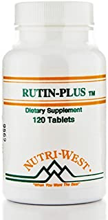 Rutin-Plus - 120 Tablets by Nutri West