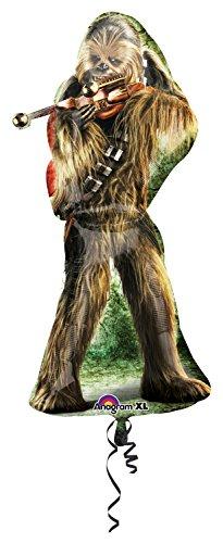 Star Wars Chewbacca Supershape Ballon XL