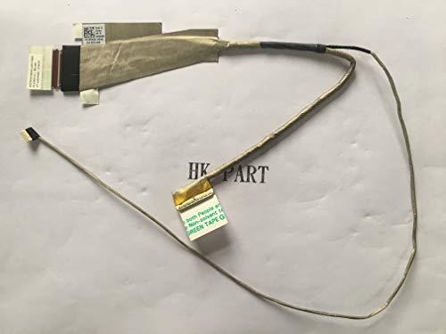 hk-part Protector de cable para Dell Inspiron 1414R (24213421343754215437) Vostro 2421LCD Flex Cable DP/N 0N9KXD N9KXD cn-0N9kxd