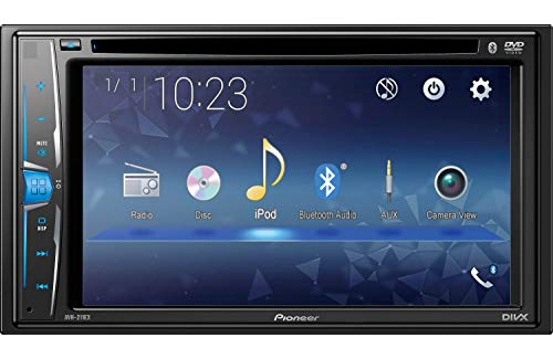 Price comparison product image Pioneer AVH-211EX Multimedia Recevier with Bluetooth