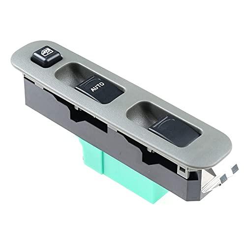 Interruptor De Ventana EléCtrica para Suzuki Jimny FJ 1998-2015, BotóN De Control del Interruptor De La Ventana De Control Principal EléCtrico del Lado del Conductor Panel Accesorios