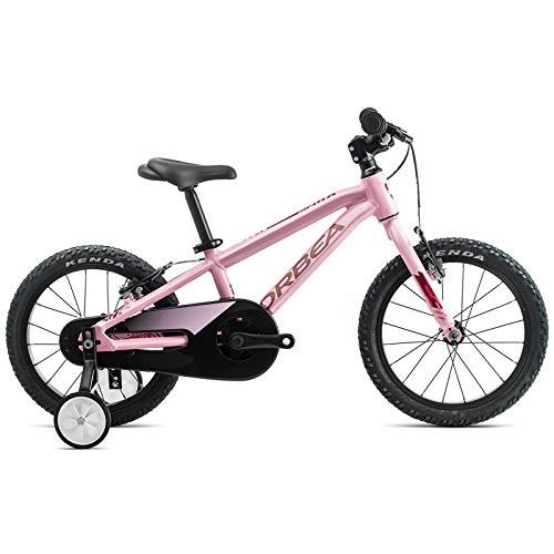 ORBEA MX 16 2020 Kinderrad MTB, Farbe:rosa (glänzend)