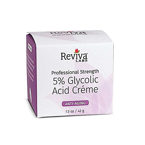 Reviva Labs 5% Glycolic Acid Cream