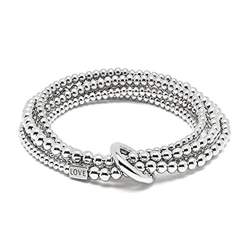 Annie Haak Yard of Love Silver Bracelet - 17cm
