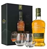 Tomatin - Single Malt & Glass Gift Pack - 12 year old Whisky