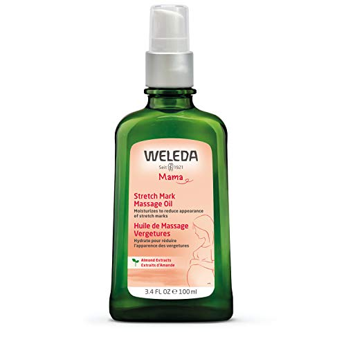 Price comparison product image Weleda Pregnancy Body Oil for Stretch Marks,  3.4 Fluid Ounce