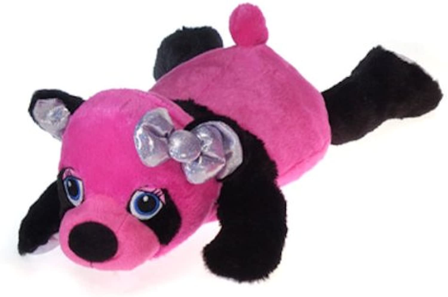 Pinkettes Pink Panda with Bow 20 by Fiesta