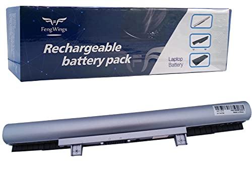 FengWings® A41-D15 15.12V 44Wh a41 d15 Akku für medion akoya e6424 e6412t e6418 E6412T E6415 E6417 P6653 P6655 P6667 Medion Erazer P6679