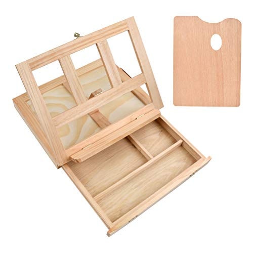 TIMESETL -   Holz Tischstaffelei