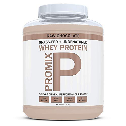 ProMix Nutrition Undenatured Grass Fed Whey, Chocolate Peanut Butter, 5 lb (Packaging May Vary)