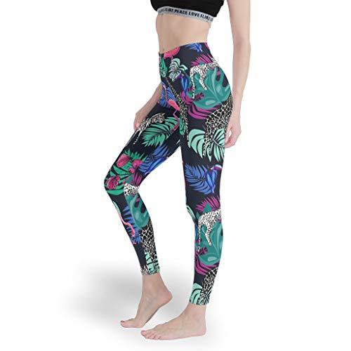 Mädchen Dehnbar Leggings Neuheit Aktiv Yoga Hosen Weich Capris Tights für Spielen White 3XL