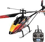 CUUGF 4 Canales Helicóptero Hobby Juguetes RC Drone Juguete para niños Carga USB RC Drone Helicóptero Juguetes con luz LED de Color Night Sky Flight Niño Niñas Juguete de cumpleaños Regalo