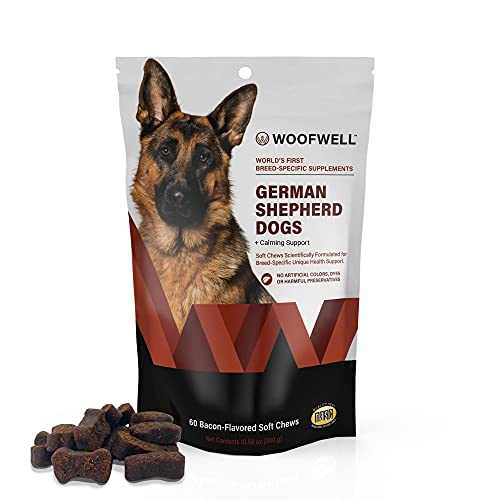 Top 10 best selling list for best joint supplements for german shepherd dogs