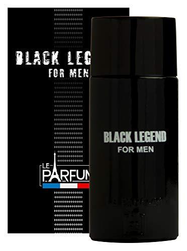 LE PARFUM DE FRANCE Black Legend Eau de Toilette Homme 75 ml