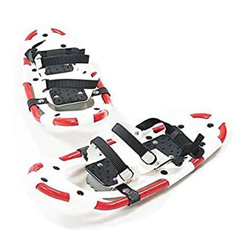 YHXF Schneeschuhe, 22,8-Zoll-Aluminium-Mini-Skischuhe, Leichte Unisex-Kletterschuhe Für Winterwanderungen Im Freien, Gewicht Bis 140 Kg