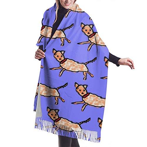 Bufanda grande de cachemira suave para mujer, chal, elegante, cómoda, bufanda de...