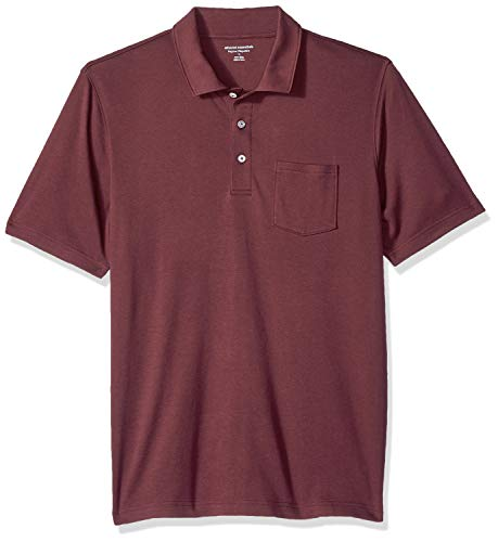 Amazon Essentials Regular-fit Jersey Polo Hombre