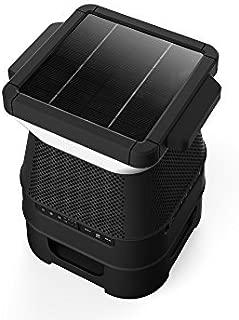 Solara Solar-Powered Indoor/Outdoor Bluetooth Speaker