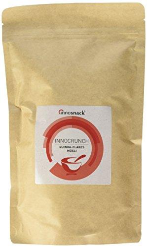 Innosnack Innocrunch Quinoa-Flakes Knuspermüsli, 3er Pack (3 x 300 g)