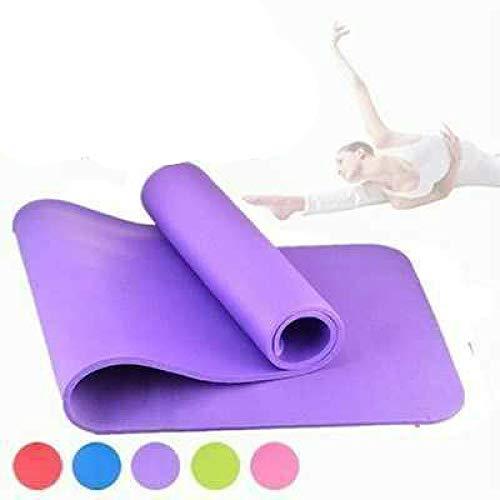 Fitness gele dikke Widen principe Ball, antislip, yogamat, zonder parfum, 3-delig, voor mannen en vrouwen, lange yogamatten.