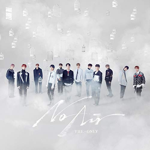 [Album]The Only:3rd Mini Album – The Boyz[FLAC + MP3]